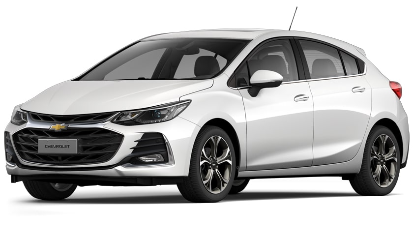 Chevrolet Premier Cruze - Tu Hatchback Color Blanco Summit