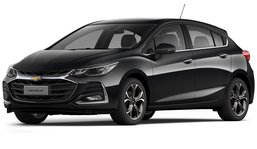 Chevrolet Premier Cruze - Tu Hatchback Color Black Meet Kettle