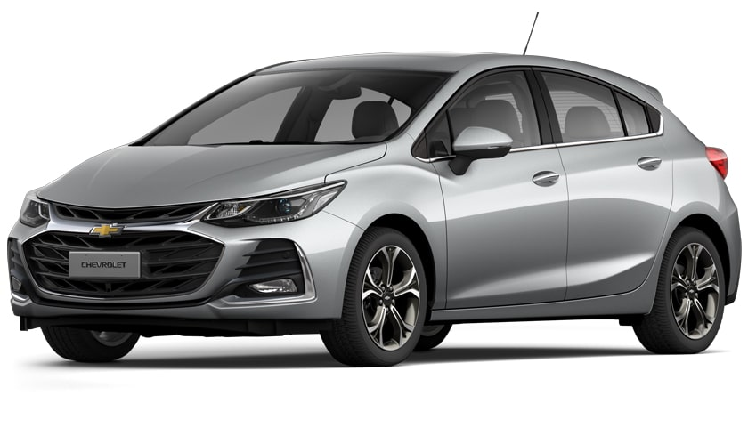 Chevrolet Premier Cruze - Tu Hatchback Color Plata Switchable