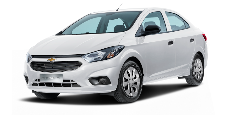 Chevrolet Joy Plus - Tu Sedan Familiar Blanco