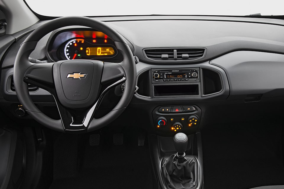 Chevrolet Joy Plus - Diseno de tu Sedan Familiar