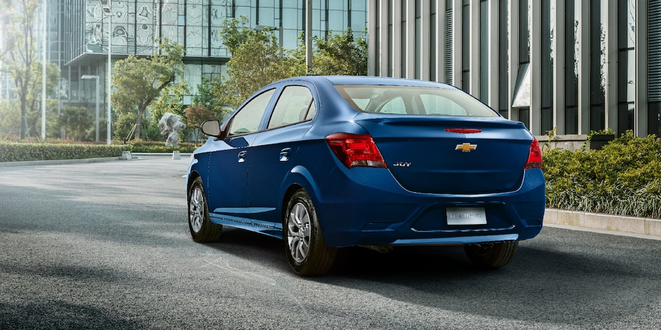 Chevrolet Joy Plus - Potencia de tu Sedan Familiar