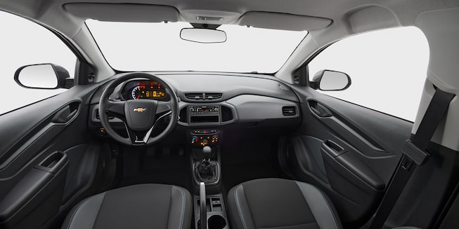 Chevrolet Joy Plus - Interior