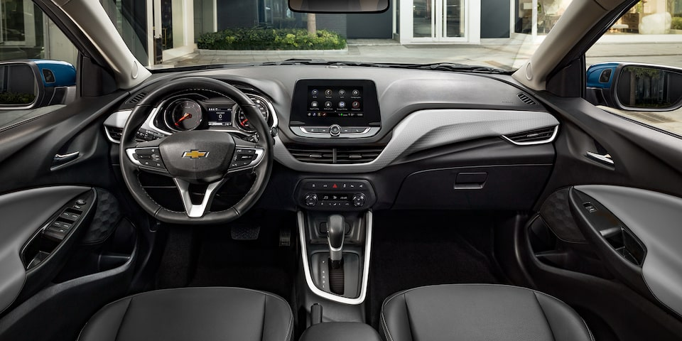 Chevrolet Onix Plus - Interior de tu auto familiar