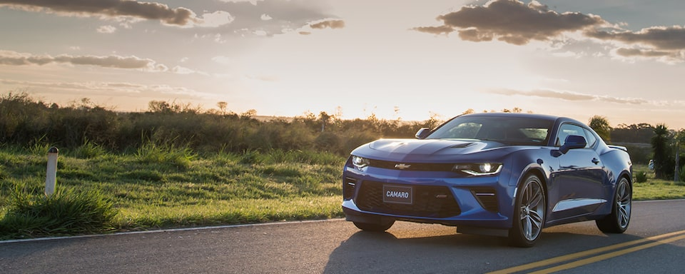 Chevrolet Autos - Camaro Six