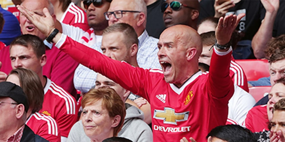 Chevrolet - Manchester United unen hinchas