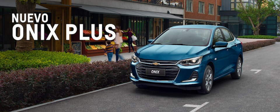 Chevrolet Onix Plus 2021 - Home