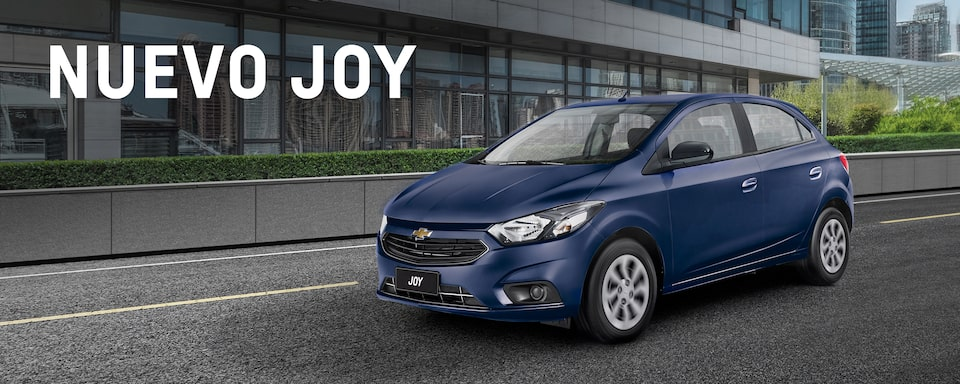 Chevrolet - MH Home - Joy