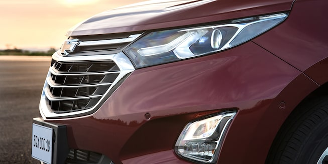 Chevrolet Equinox - Luces LED de tu SUV