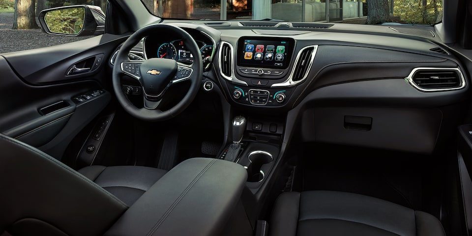Chevrolet Equinox - Panel de tu SUV