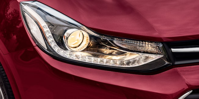 Chevrolet Tracker - Luces LED de tu SUV