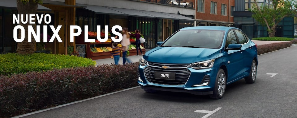 Chevrolet Onix Plus - Auto Familliar